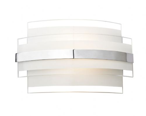 Edge Single Trim Led Wall Bracket Small (Class 2 Double Insulated) BXEDG072-17